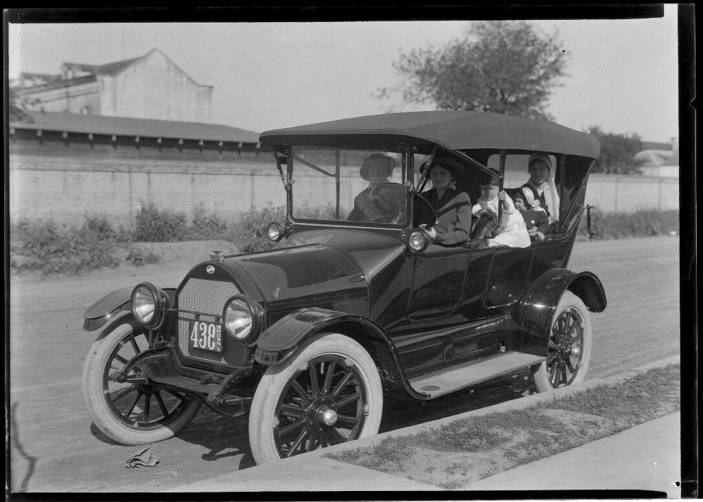 An analysis of the ford model t